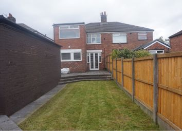 Thumbnail 3 bed semi-detached house for sale in Huntley Grove, St. Helens