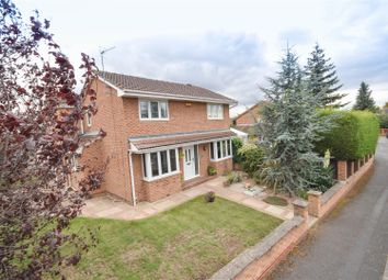 Thumbnail 4 bed detached house for sale in Purbeck Drive, West Bridgford, Nottingham