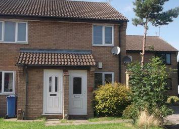 Thumbnail 2 bedroom maisonette to rent in Appian Way, Alvaston, Derby