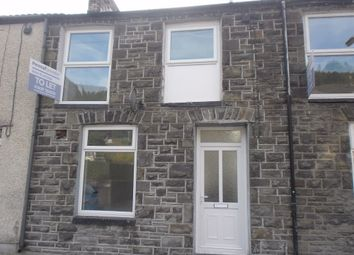 Thumbnail 2 bed terraced house to rent in Cardiff Road, Mountain Ash