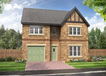 """Thumbnail 4 bedroom detached house for sale in """"Hewson"""" at Heron Drive, Fulwood, Preston"""