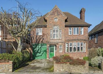 Thumbnail 5 bed detached house for sale in Fitzalan Road, Finchley, London