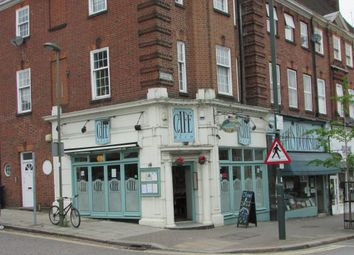 Thumbnail Restaurant/cafe to let in Ashbourne Parade, London