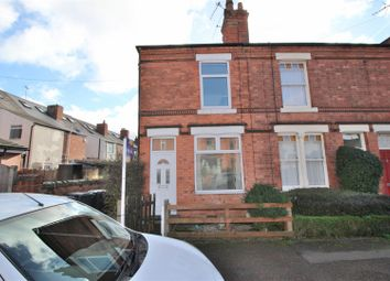 Thumbnail 2 bedroom terraced house for sale in Newton Street, Beeston, Nottingham