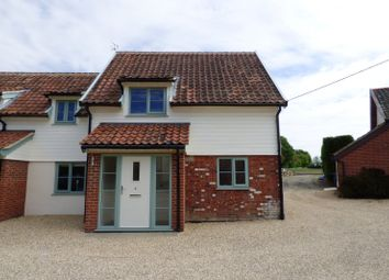 Thumbnail 3 bedroom property for sale in Cooks Corner Close, The Turnpike, Carleton Rode