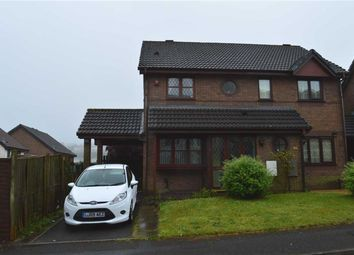 Thumbnail 2 bed semi-detached house for sale in Carmarthen Road, Swansea