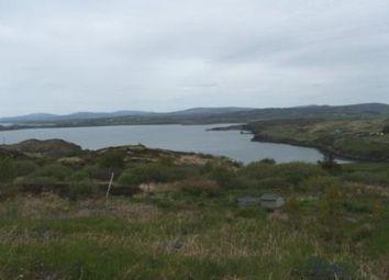 Thumbnail Land for sale in 17 Fiscavaig, Portnalong, Isle Of Skye