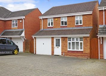 Thumbnail 3 bed detached house for sale in Haymaker Way, Wimblebury, Cannock, Staffordshire