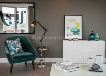 Thumbnail 2 bed flat for sale in The Glasshouse, Caledonian Road, London