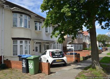 Thumbnail 3 bedroom terraced house to rent in Victor Grove, Wembley, Greater London