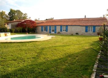 Thumbnail 4 bed property for sale in Poitou-Charentes, Charente-Maritime, Chambon
