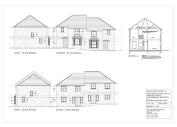 Thumbnail 3 bedroom semi-detached house for sale in Newton Avenue, Stocksbridge, Sheffield