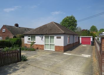 Thumbnail 3 bed detached bungalow for sale in Driftway, Wootton Road, South Wootton, King's Lynn
