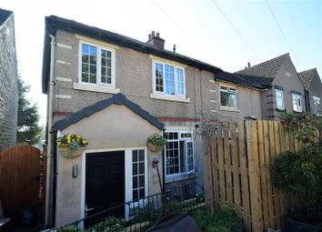 Thumbnail 3 bed town house for sale in Longfield Avenue, Northowram, Halifax