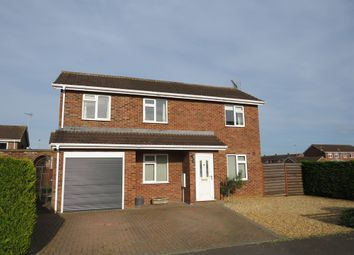 Thumbnail 5 bed detached house for sale in Hazel Grove, Stamford