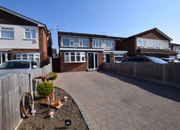 Thumbnail 4 bed semi-detached house for sale in Branksome Avenue, Stanford-Le-Hope