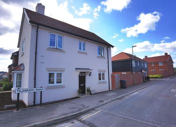 3 bed end terrace house for sale in Telegraph Road, Andover SP11