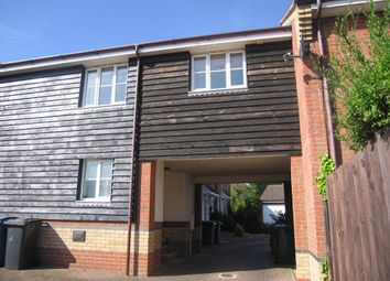 Thumbnail 1 bedroom flat to rent in Swallowtail Close, Pinewood, Ipswich