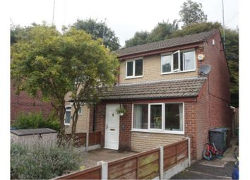 Thumbnail 4 bed semi-detached house for sale in Brookside Close, Hyde