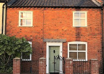 Thumbnail 2 bedroom terraced house to rent in St. Johns Road, Bungay, Suffolk