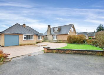 Thumbnail 2 bed detached bungalow for sale in Manor Road, Church Warsop, Mansfield