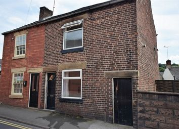 Thumbnail 2 bed semi-detached house for sale in New Road, Belper, Derbyshire