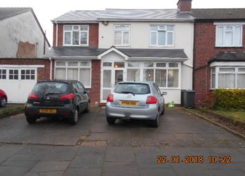 Thumbnail 5 bed semi-detached house for sale in Clements Road, Yardley