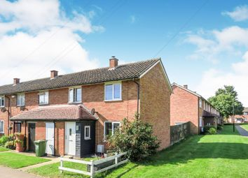Thumbnail 2 bedroom end terrace house for sale in Lale Walk, Wittering, Peterborough
