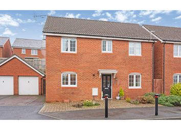 Thumbnail 3 bed detached house for sale in James Stephens Way, Chepstow