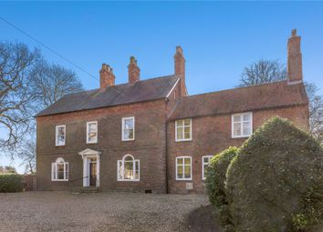 Thumbnail 7 bed detached house for sale in The Old Vicarage, 1 Church Street, Spilsby, Lincolnshire