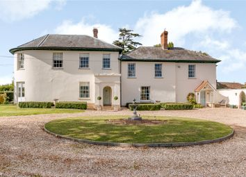 Thumbnail 5 bed detached house for sale in Woolmersdon, North Petherton, Bridgwater, Somerset