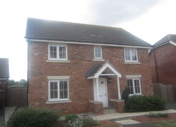 Thumbnail 4 bed detached house for sale in Maureen Campbell Drive, Weston, Crewe