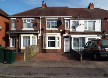 Thumbnail 2 bed terraced house for sale in Tallants Road, Courthouse Green, Coventry, West Midlands