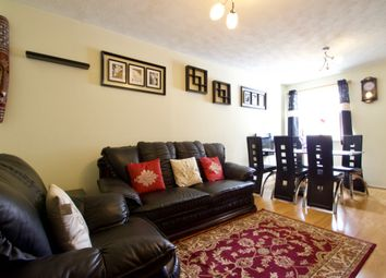 Thumbnail 3 bed flat to rent in Foxglove Court, Vicars Bridge Close, Alperton