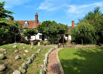 Thumbnail 5 bed property for sale in Cliff Road, Old Felixstowe, Felixstowe