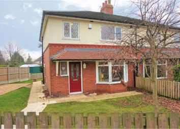 Thumbnail 3 bed semi-detached house for sale in Broadgate Walk, Leeds
