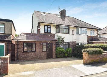Thumbnail 5 bed semi-detached house for sale in North Way, Uxbridge, Middlesex