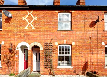 Thumbnail 2 bed terraced house to rent in Grosvenor Terrace, Challow Road, Oxfordshire