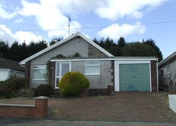 Thumbnail 4 bed detached bungalow for sale in Dolycoed, Dunvant, Swansea