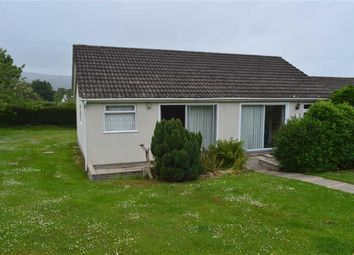 Thumbnail 2 bed mobile/park home for sale in Oxwich Leisure Park, Oxwich, Oxwich Swansea