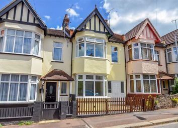 Thumbnail 4 bed terraced house for sale in Beedell Avenue, Westcliff-On-Sea, Essex