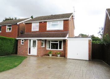 Thumbnail 3 bed detached house for sale in Hophurst Drive, Crawley Down, Crawley