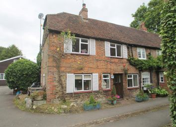 Thumbnail 2 bed end terrace house to rent in The Green, High Street, Brasted, Westerham