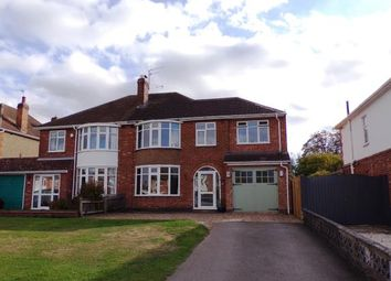 Thumbnail 4 bed semi-detached house for sale in Mere Road, Wigston, Leicester, Leicestershire