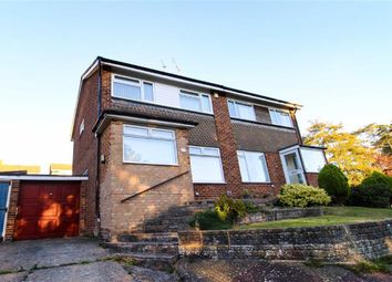 Thumbnail 3 bed semi-detached house for sale in The Fairway, St Leonards-On-Sea, East Sussex