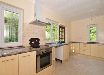 Thumbnail 3 bed detached bungalow for sale in Knatts Valley Road, West Kingsdown, Sevenoaks, Kent