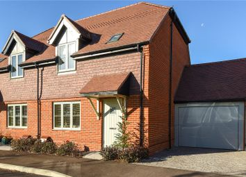 Thumbnail 3 bed semi-detached house for sale in Pembers Hill Drive, Fair Oak, Eastleigh, Hampshire