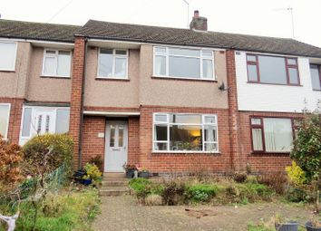 Thumbnail 3 bed terraced house for sale in Torbay Road, Coventry