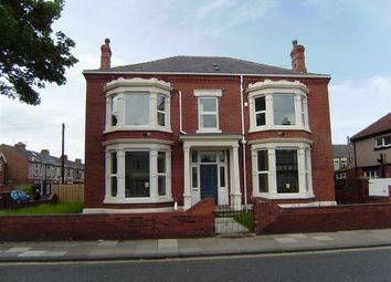 Thumbnail 5 bed detached house to rent in Grange Road, Hartlepool
