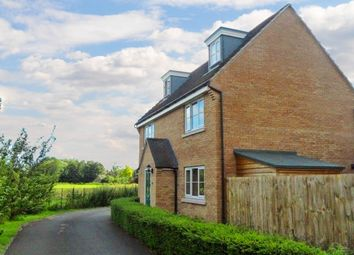 Thumbnail 5 bed detached house for sale in Stevensons Road, Longstanton, Cambridge
